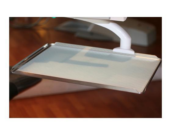 protection transparente petit plateau Anthos