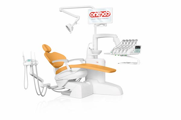 fauteuil dentaire anthos hybrid L6